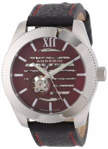 [アンドロイド]Android 腕時計 Venona Analog AutomaticSelfWind Black Watch AD662BR ユニセックス [並行輸入品]