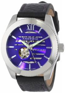 [アンドロイド]Android 腕時計 Venona Analog AutomaticSelfWind Black Watch AD662BPU ユニセックス [並行輸入品]