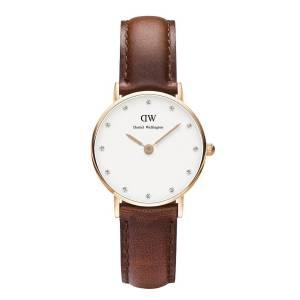 [ダニエル ウェリントン] Daniel Wellington ダニエルウェリントン メンズ レディース 腕時計 男女兼用 時計 レザー 0900DW