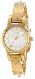 [イーエスキューモバード]ESQ Movado 腕時計 Nova GoldPlated Stainless Steel Watch 7101413 レディース [並行輸入品]
