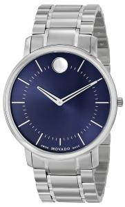 [モバード]Movado 腕時計 TC Stainless Steel Bracelet Watch 0606688 メンズ [並行輸入品]