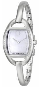 [モバード]Movado 腕時計 Miri SilverTone Stainless Steel Bracelet Watch 0606607 レディース [並行輸入品]