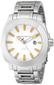 [アンドロイド]Android 腕時計 Parma Analog JapaneseAutomatic Silver Watch AD658BW メンズ [並行輸入品]