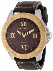 [アンドロイド]Android 腕時計 Exodus Analog AutomaticSelfWind Brown Watch AD667BGBN メンズ [並行輸入品]