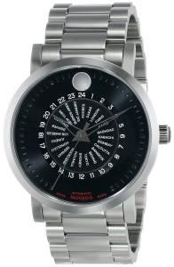 [モバード]Movado 腕時計 Red Label Automatic Stainless Steel Bracelet Watch 0606698 メンズ [並行輸入品]
