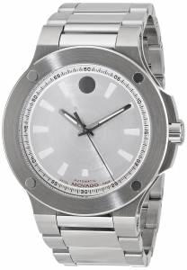 [モバード]Movado 腕時計 SE Extreme Stainless Steel Case and Bracelet Silver Dial Watch 0606701 メンズ [並行輸入品]