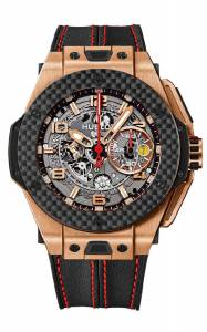[ウブロ]Hublot 腕時計 Big Bang Ferrari King Gold Limited Edition - 401.OQ.0123.VR [並行輸入品]