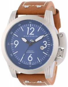[アンドロイド]Android 腕時計 Skyguardian Analog JapaneseAutomatic Brown Watch AD614BBU メンズ [並行輸入品]