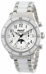 [インガソール]Ingersoll Chihnanua Analog Display Automatic Self Wind Two Tone Watch IN2712WHMB