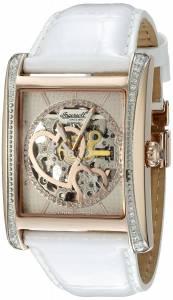[インガソール]Ingersoll 腕時計 Desert Analog Display Automatic Self Wind White Watch IN5013RWH レディース [並行輸入品]