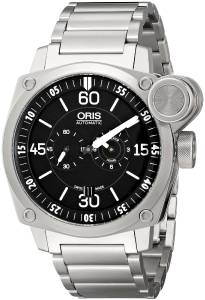 [オリス]Oris 腕時計 Analog Display Automatic Self Wind Silver Watch 74976324194MB メンズ [並行輸入品]