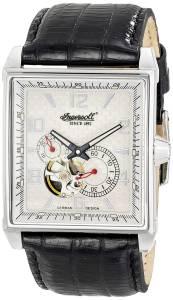 [インガソール]Ingersoll 腕時計 Lane Analog Display Japanese Automatic Black Watch IN6908WH メンズ [並行輸入品]