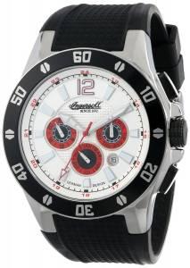 [インガソール]Ingersoll 腕時計 Brazos Analog Display Automatic Self Wind Black Watch IN3221WH メンズ [並行輸入品]