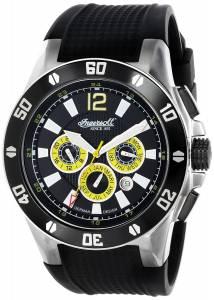 [インガソール]Ingersoll 腕時計 Brazos Analog Display Automatic Self Wind Black Watch IN3221BK メンズ [並行輸入品]