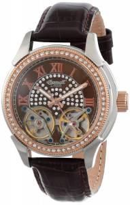 [インガソール]Ingersoll  Salagawea Analog Display Automatic Self Wind Brown Watch IN7214BR