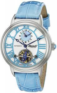 [インガソール]Ingersoll  Baton Rogue Analog Display Automatic Self Wind Blue Watch IN5004BL
