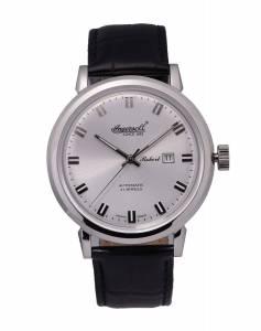 [インガソール]Ingersoll 腕時計 Robert Analog Display Automatic Self Wind Black Watch IN8005SL メンズ [並行輸入品]