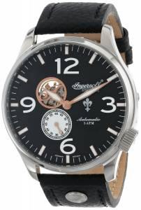 [インガソール]Ingersoll 腕時計 Teton Analog Display Automatic Self Wind Black Watch IN1003BK メンズ [並行輸入品]