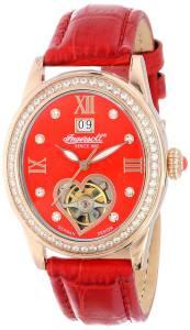 [インガソール]Ingersoll 腕時計 Punca Analog Display Automatic Self Wind Red Watch IN5011RRD レディース [並行輸入品]