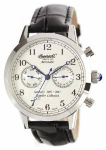 [インガソール]Ingersoll 腕時計 Moran Analog Display Automatic Self Wind Black Watch IN4410WH メンズ [並行輸入品]
