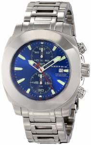 [アンドロイド]Android 腕時計 Parma Analog SwissQuartz Silver Watch AD686BBU メンズ [並行輸入品]