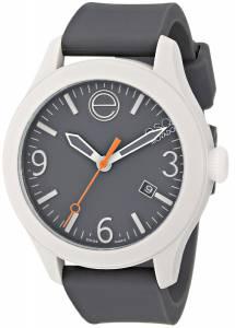 [イーエスキューモバード]ESQ Movado 腕時計 One Analog Display Swiss Quartz Grey Watch 07101446 ユニセックス [並行輸入品]