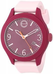 [イーエスキューモバード]ESQ Movado 腕時計 One Analog Display Swiss Quartz Pink Watch 07101440 ユニセックス [並行輸入品]