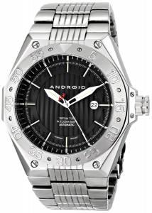 [アンドロイド]Android 腕時計 Enterprise Analog JapaneseAutomatic Silver Watch AD670AK メンズ [並行輸入品]