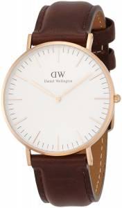 [ダニエル ウェリントン]Daniel Wellington 腕時計 アナログ 36mm 0511DW 男女兼用
