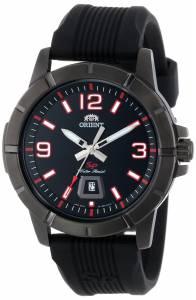 [オリエント]Orient 腕時計 SP Black IonPlated Coated Case Watch FUNE9009B0 メンズ [並行輸入品]