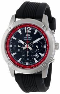 [オリエント]Orient 腕時計 SP Chronograph Movement Watch FTW01006B0 メンズ [並行輸入品]