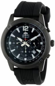 [オリエント]Orient 腕時計 SP Chronograph Movement Watch FTW01002B0 メンズ [並行輸入品]