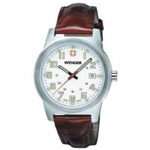 [ウェンガー]Wenger 腕時計 Classic Wrist Watch - - Analog - Quartz 72801 メンズ [並行輸入品]