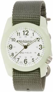 [ベルトゥッチ] bertucci Bertucci Men's Analog Display Analog Quartz Green Watch 11028