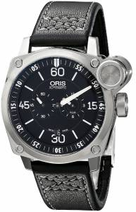 [オリス]Oris 腕時計 Analog Display Swiss Automatic Black Watch 74976324194LS メンズ [並行輸入品]