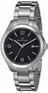 [モーリス ラクロア]Maurice Lacroix 腕時計 Miros Stainless Steel Watch MI1014-SS002-330 レディース [並行輸入品]