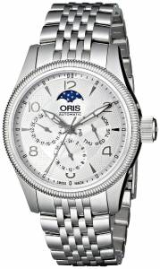 [オリス]Oris 腕時計 Big Crown Analog Display Swiss Automatic Silver Watch 58276784061MB メンズ [並行輸入品]