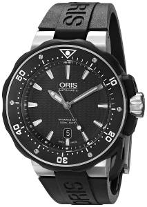 [オリス]Oris 腕時計 Analog Display Automatic Self Wind Black Watch 73376827154RS メンズ [並行輸入品]