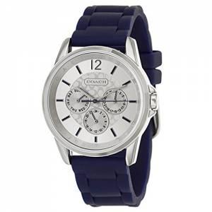 [コーチ]Coach 腕時計 Signature Quartz Watch 14501881 W1204 PUR WMN レディース [並行輸入品]