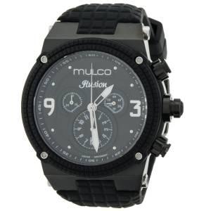 [マルコ]MULCO 腕時計 Chronograph ILLUSION Black Ceramic Watch MW312140025 メンズ [並行輸入品]