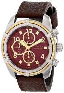 [アンドロイド]Android 腕時計 Naval Analog JapaneseQuartz Brown Watch AD716BGBR メンズ [並行輸入品]