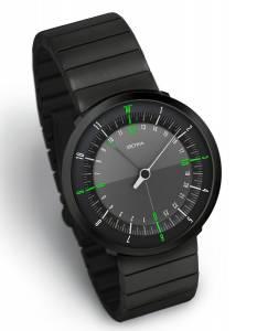 [ボッタデザイン]Botta-Design 腕時計 DUO BLACK EDITION Watch by BottaDesign, 258011BE メンズ [並行輸入品]