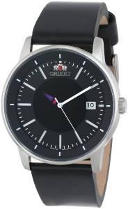 [オリエント]Orient 腕時計 Disk Analog JapaneseAutomatic Black Watch FER0200CB0 メンズ [並行輸入品]