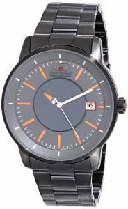 [オリエント]Orient 腕時計 Disk Analog JapaneseAutomatic Silver Watch FER02006A0 メンズ [並行輸入品]