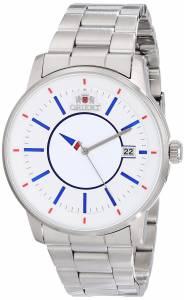 [オリエント]Orient 腕時計 Disk Analog JapaneseAutomatic Silver Watch FER0200FD0 メンズ [並行輸入品]