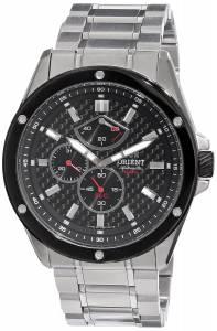 [オリエント]Orient 腕時計 Enforcer Analog JapaneseAutomatic Silver Watch SEZ07001B0 メンズ [並行輸入品]