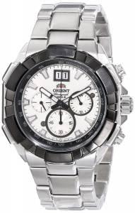 [オリエント]Orient 腕時計 Enterprise Analog JapaneseAutomatic Silver Watch FTV00002W0 メンズ [並行輸入品]
