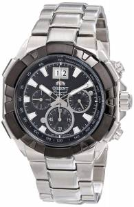 [オリエント]Orient 腕時計 Enterprise Analog JapaneseAutomatic Silver Watch FTV00002B0 メンズ [並行輸入品]