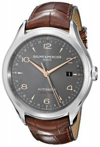 [ボーム&メルシエ]Baume & Mercier Clifton Analog Display Swiss Automatic Brown BMMOA10111
