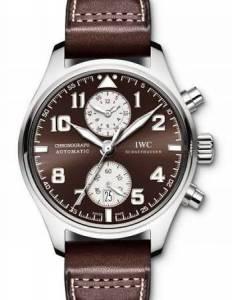 [アイダブルシー]IWC Pilots Antoine De Saint Exupery Chronograph Automatic Watch IW387806